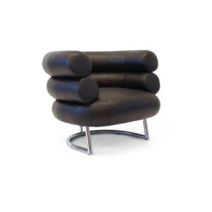 Vintage Eileen Gray Bibendum Chair classicon, vereinigte werkstätte
