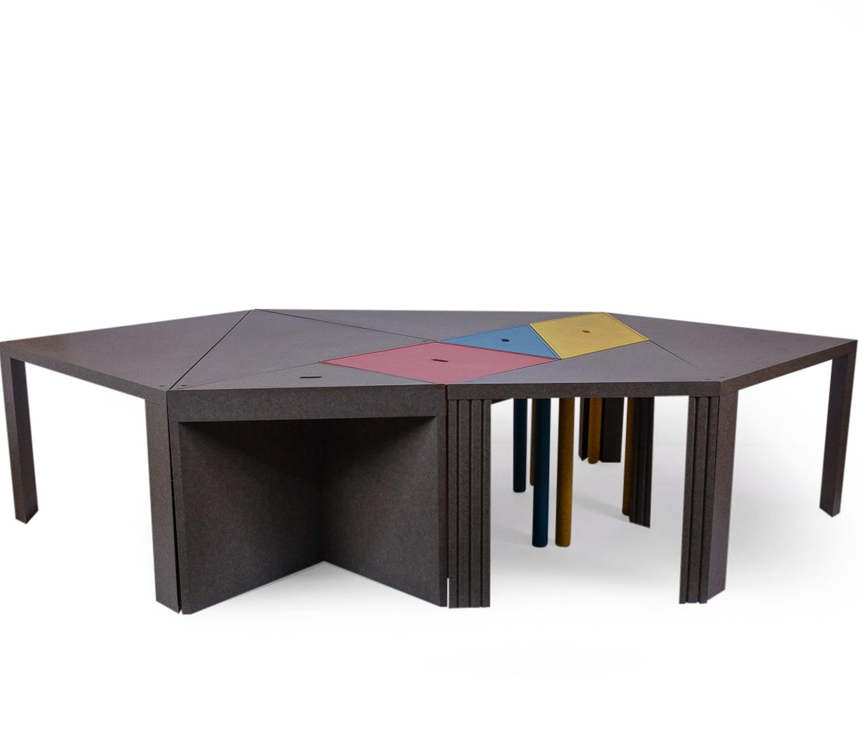 Cassina Tangram Table Massimo Morozzo