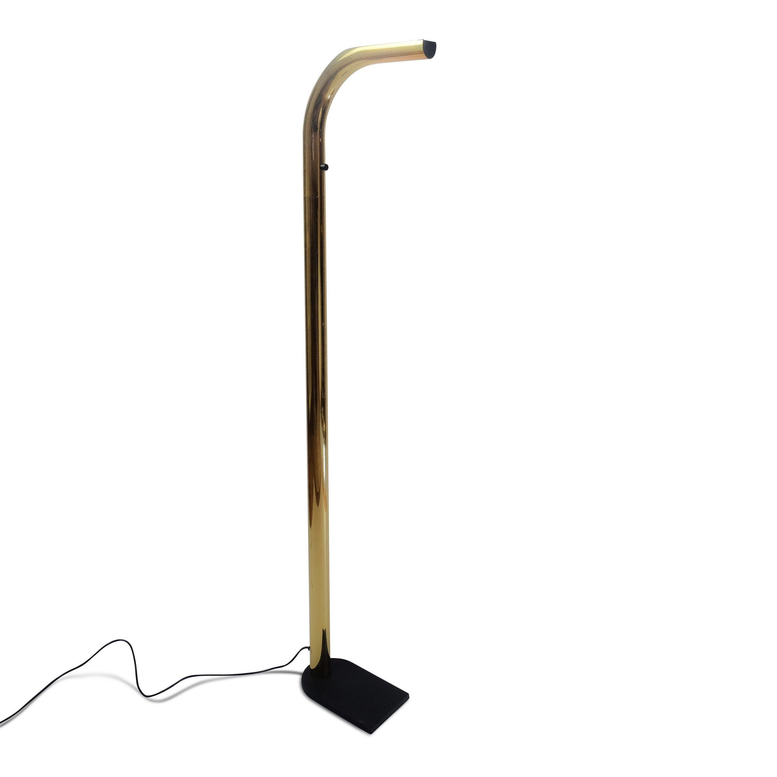 Model Oca Floor Lamp by Eleusi, Italian Vintage Lamp