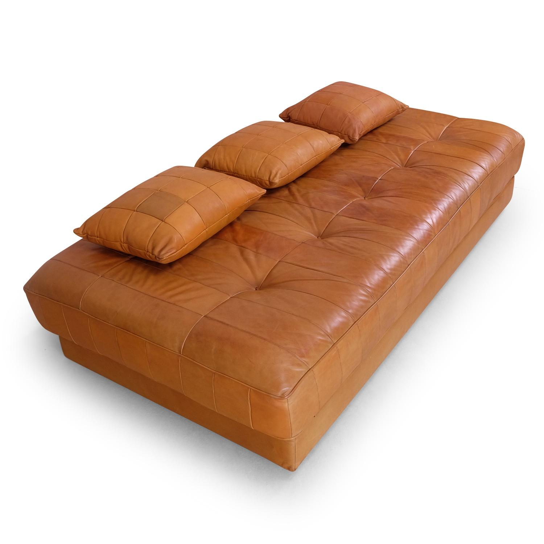 Canapé-lit Vintage De Sede DS-80