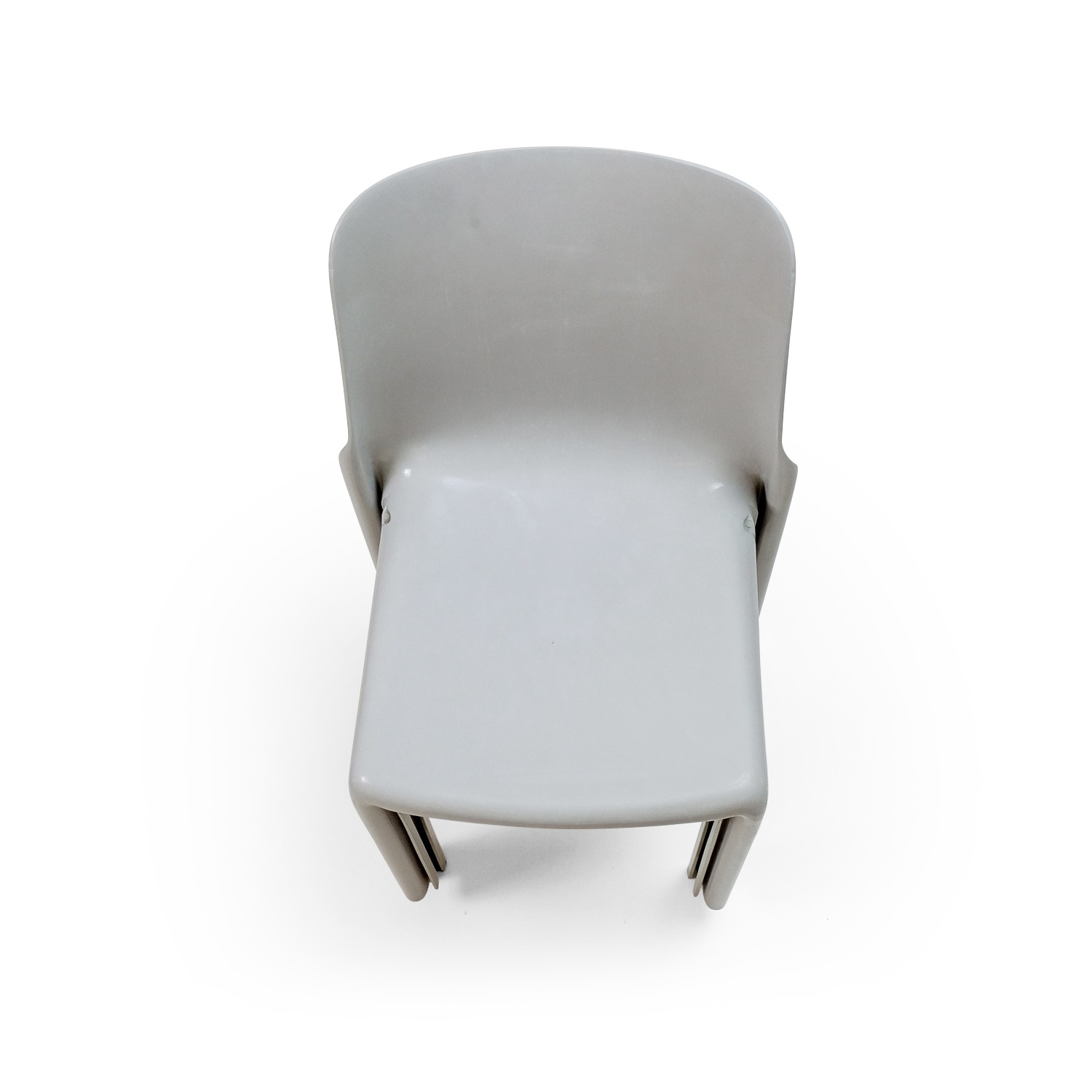 Vintage Sélène Chairs by Vico Magistretti for Artemide