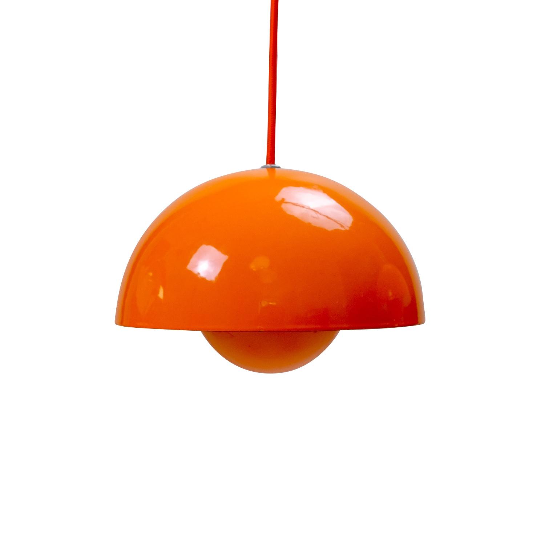 Flowerpot Pendant Light by Verner Panton for Louis Poulsen, 1969