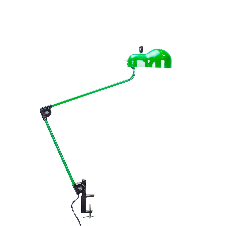 Stilnovo Topo Lamp Vintage Green by Joe Colombo
