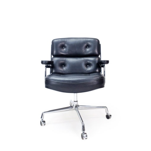Vintage Eames Time Life Lobby Chair Vitra on Castors