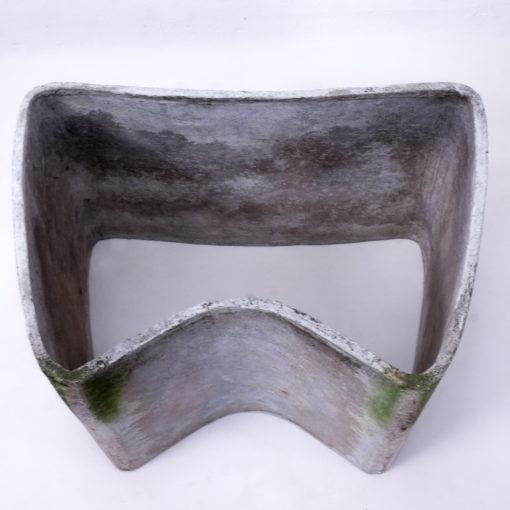 Vintage Stool Eternit by Walser, concrete. For sale at SympleDesign