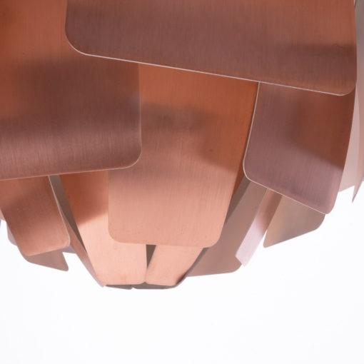 Poulsen vintage copper artichoke for sale danish design