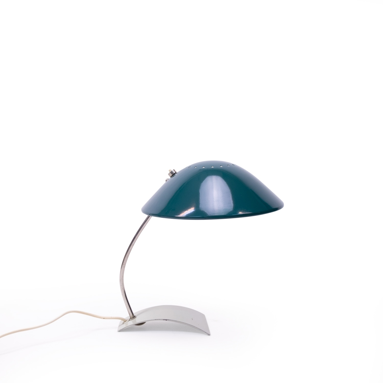Kaiser Idell Vintage table lamp in green