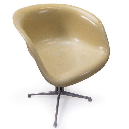 Vintage Herman Miller La Fonda low back chair