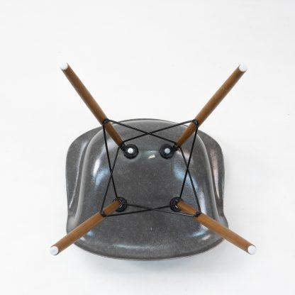 Eames Herman Miller Elephant Green Armchair DSW