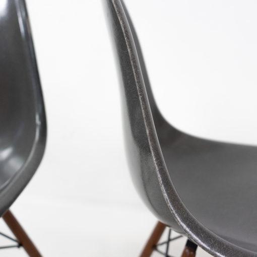 Vintage Eames DSW Herman Miller Grey
