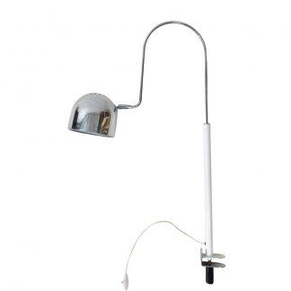 Stilnovo chrome desk lamp
