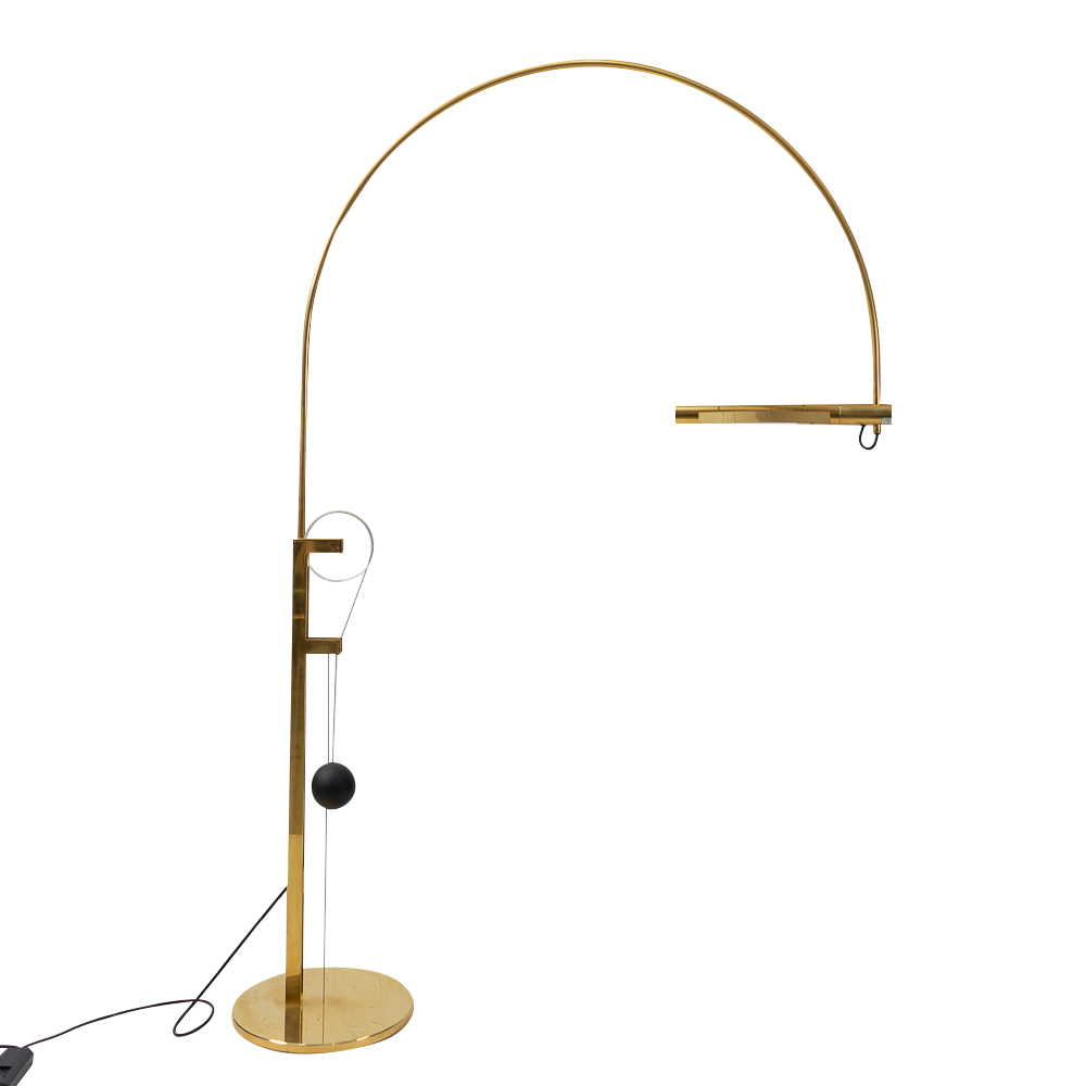 Baltensweiler Halo Mobile Gold Plated Vintage