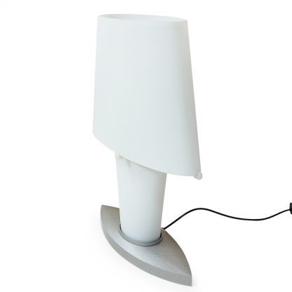 Glass Table Lamp by Fontana Art designed by Daniela Puppa vintage