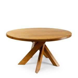 Piere Chapo table for sale price elmwood, T21 large Switzerland