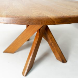 Piere Chapo table for sale price elmwood, T21 large Switzerland