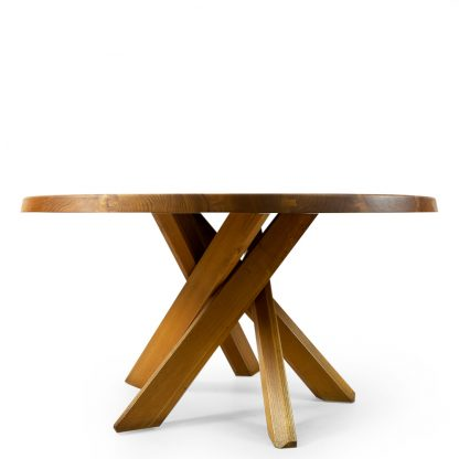 Pierre Chapo Elmwood table and chairs price