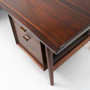 Arne Vodder Sideboard and desk in rosewood