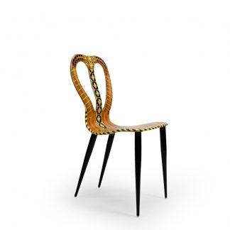Piero Fornasetti Musicale chair