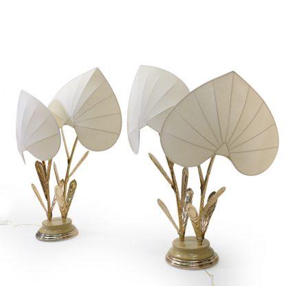 Antonio Pavio Table Lamps Palm