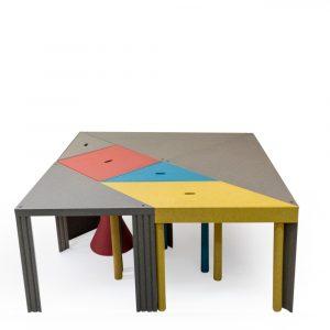 Cassina Tangram Table modular