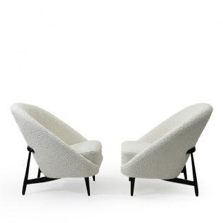 Theo Ruth 115 Lounge Chair