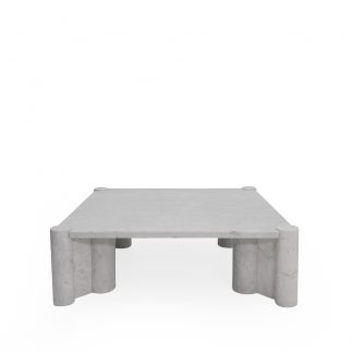 Gae Aulenti for Knoll Coffee table in Marble